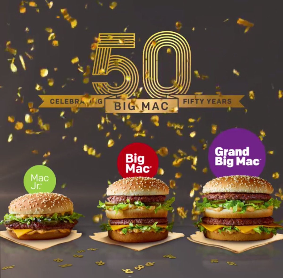 McDonalds launches TWO new Big Macs...but they're only here for a limited time