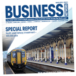 Leigh Journal: business march 2018 cover