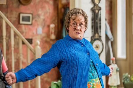All Round to Mrs Brown's is looking for families to take part