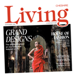 Leigh Journal: Cheshire Living Cover 2018 Autumn