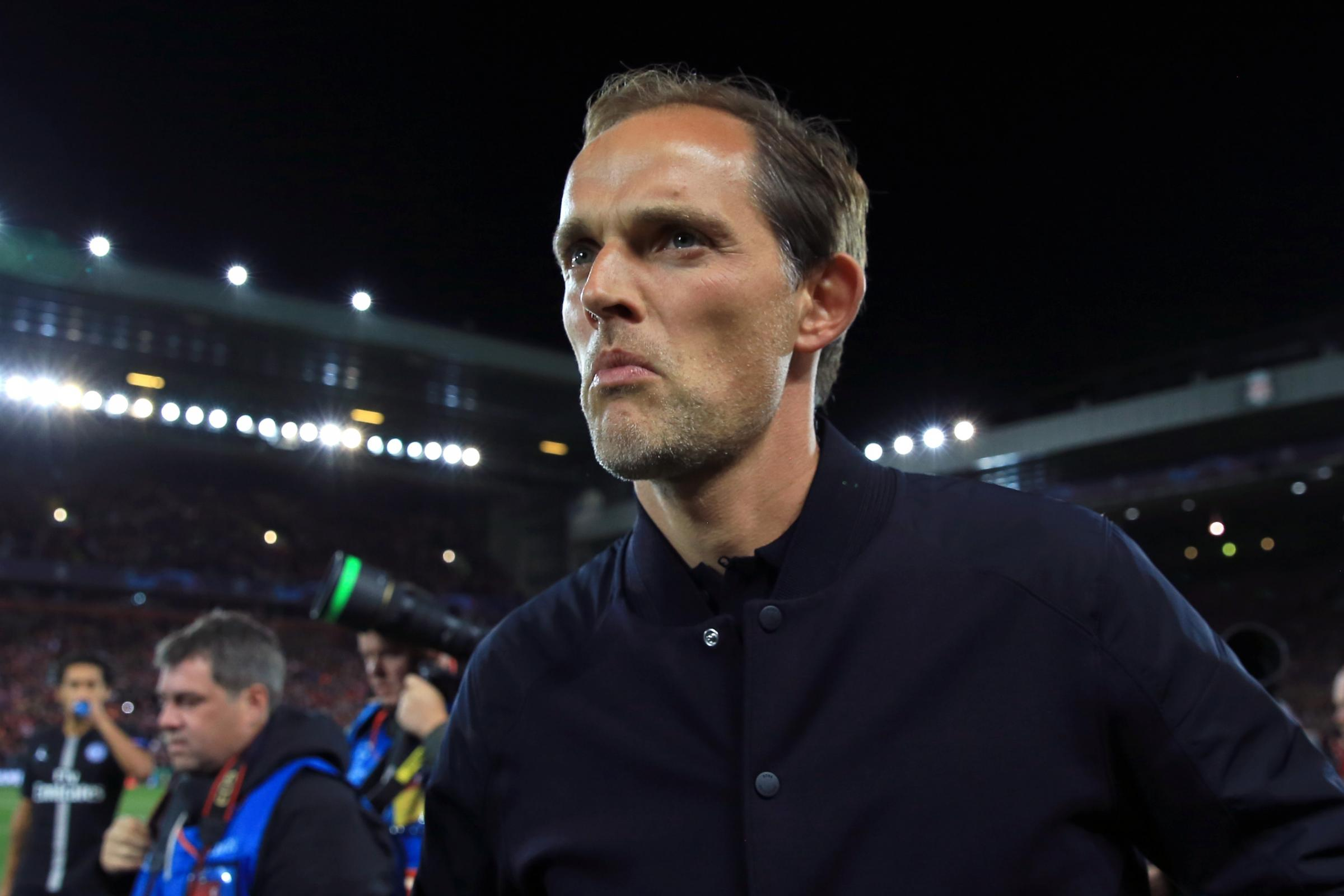 Thomas Tuchel remains unbeaten in Ligue 1 as Paris St Germain manager