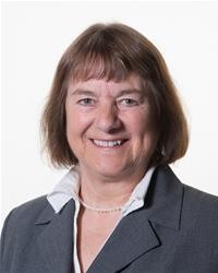 Cllr Jenny Bullen, cabinet member for children and young people at Wigan Council