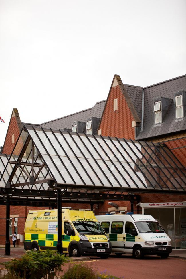 Royal Albert Edward Infirmary in Wigan