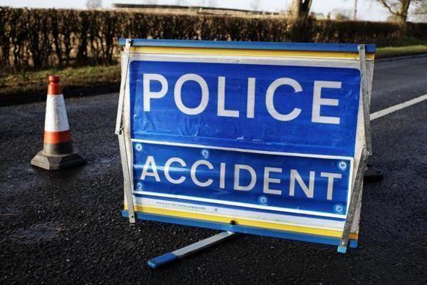 The crash happened shortly after 9.20pm on Sunday on Pottery Road in Wigan