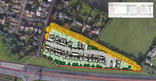 Planning body to decide on contentious housing site | Leigh