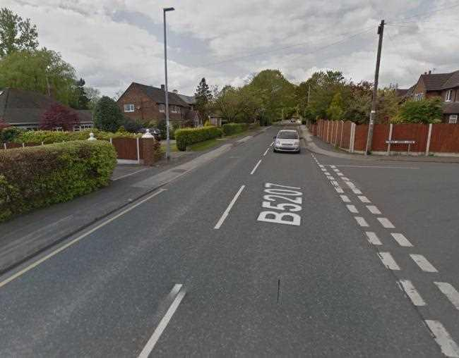 Common Lane in Culcheth. Picture: Google Maps