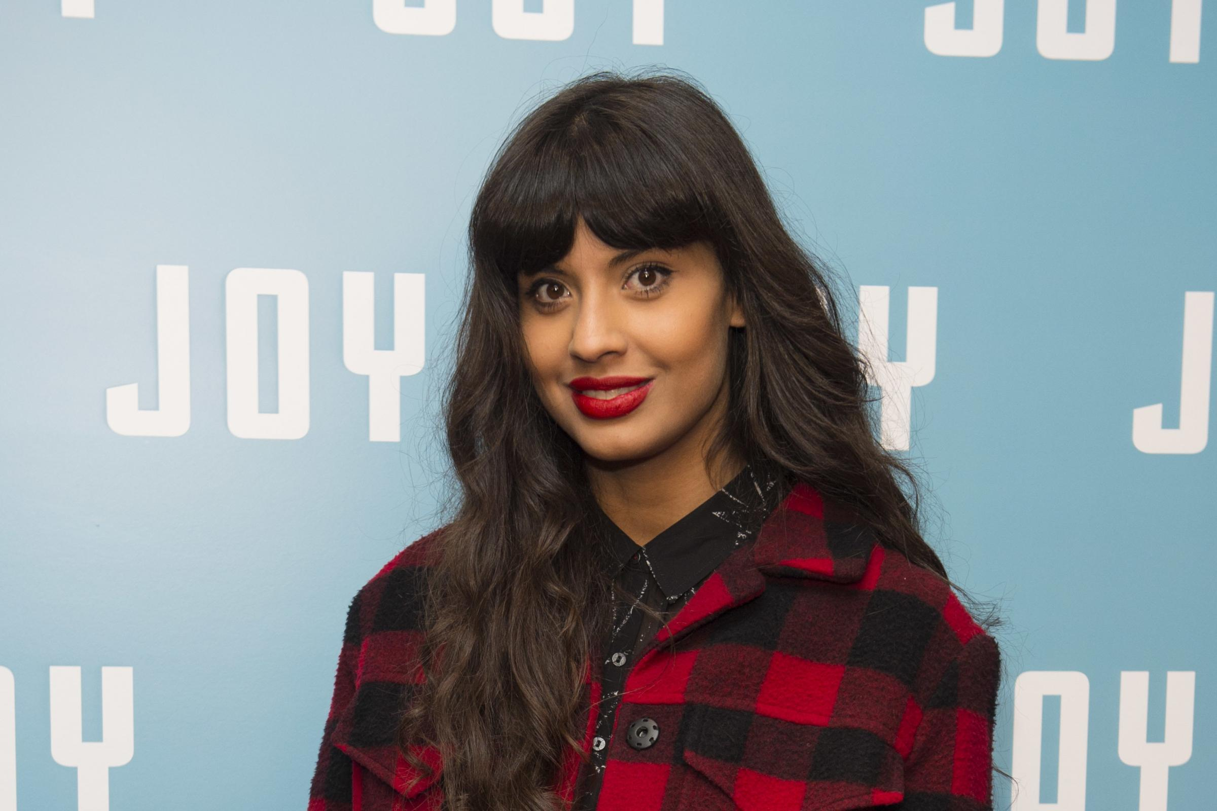 Jameela Jamil at a premiere