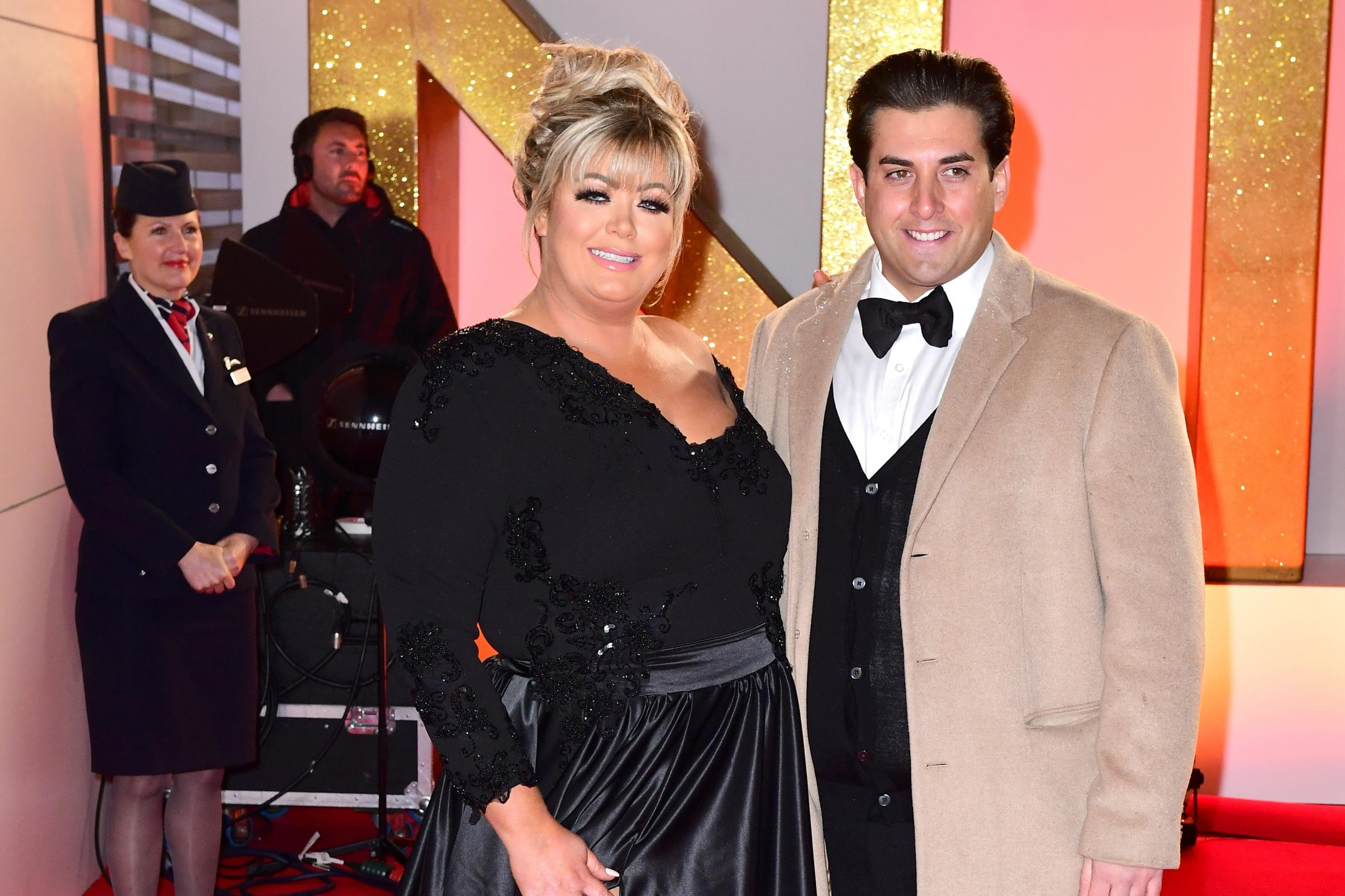 Gemma Collins And James Argent Among Stars To Tackle Crystal Maze Leigh Journal